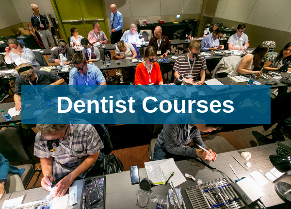 Dentist Courses at PNDC 2019