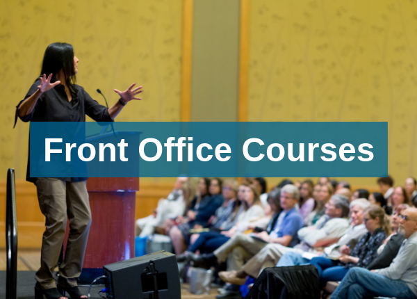 Front Office Courses at PNDC
