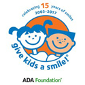 Give Kids A Smile logo