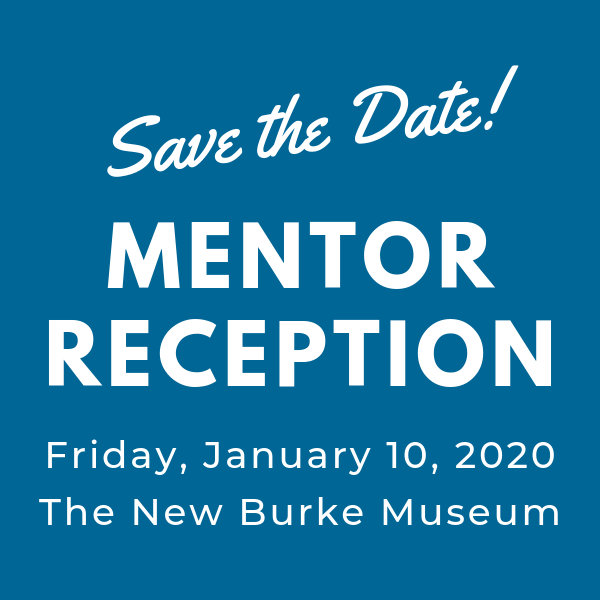 Mentor Reception Save the Date